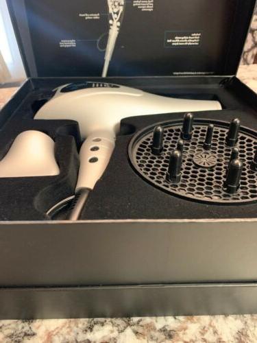 Neuro Hair Dryer Silver Paul Mitchell for Unisex Blowdryer