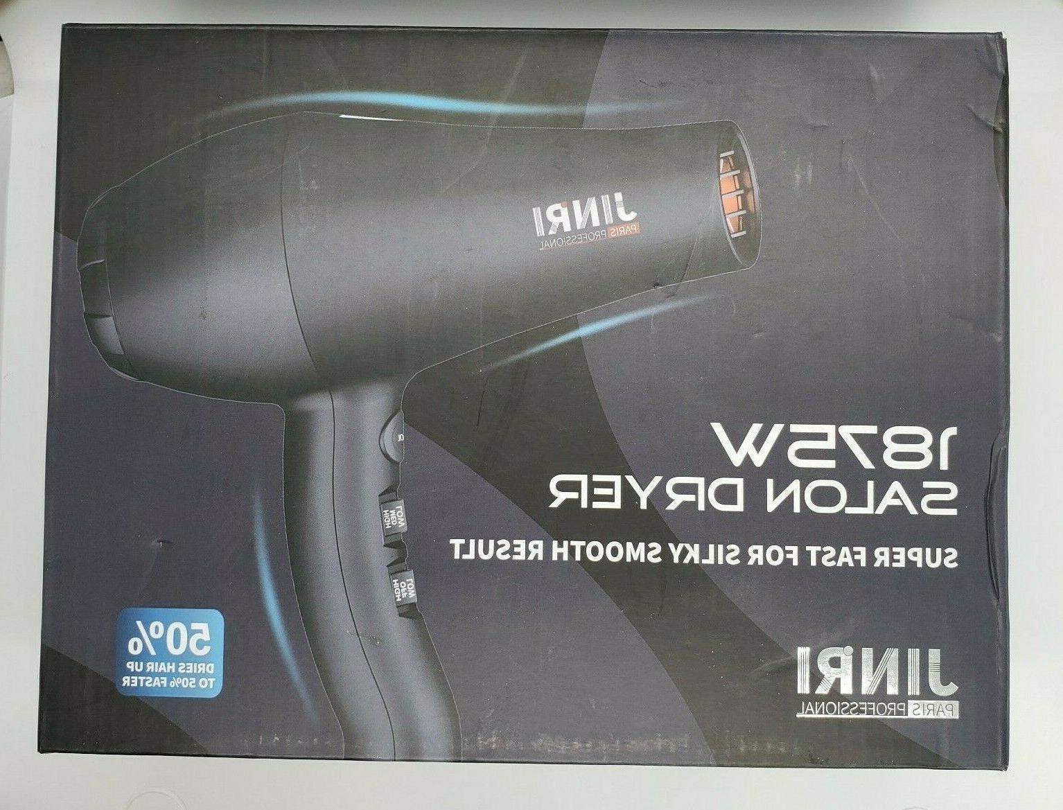 new 1875w hair dryer professional salon grade