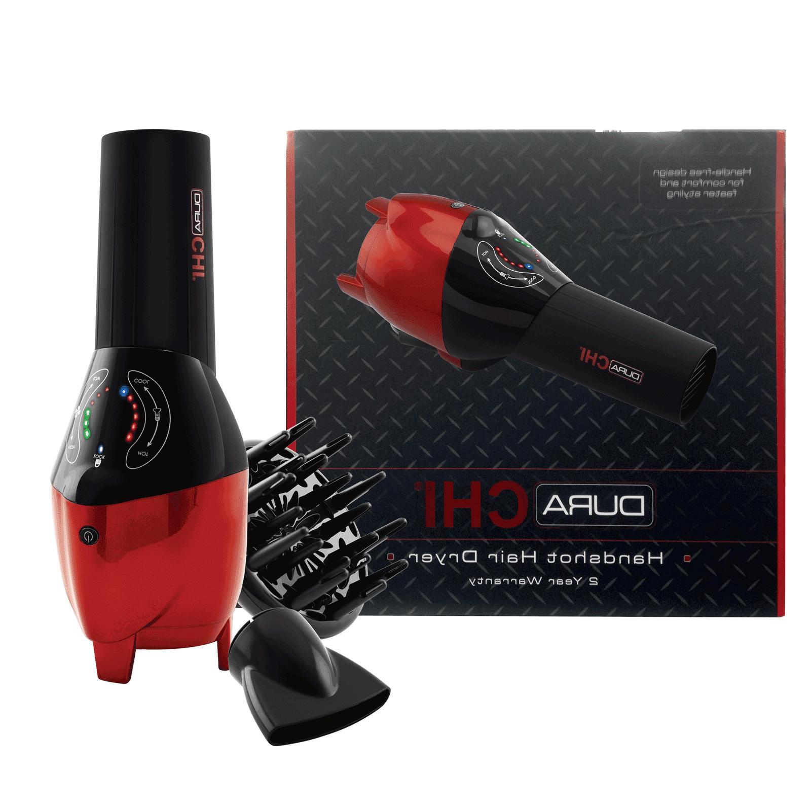 new dura professional handshot hair blow dryer