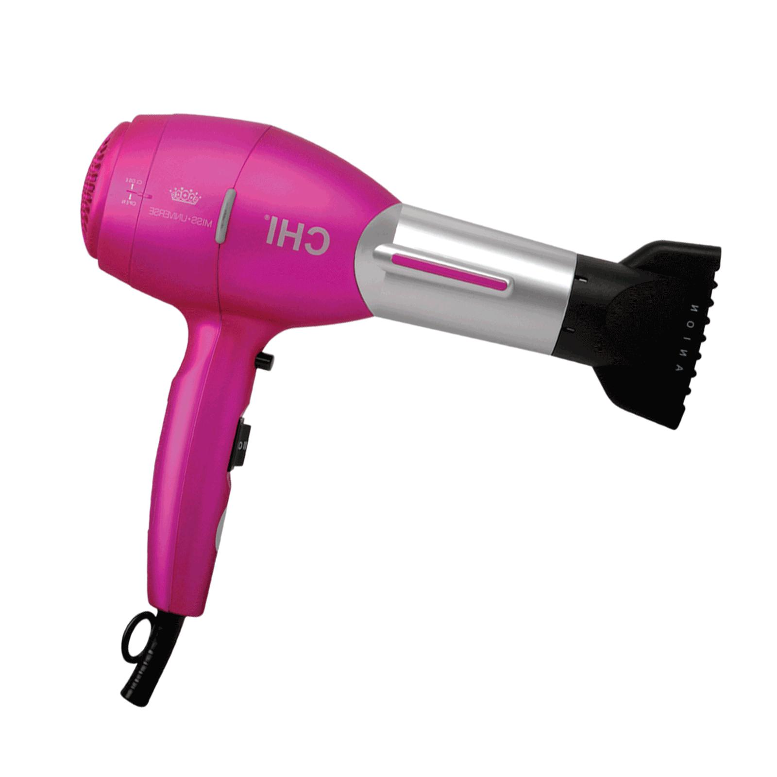 NEW!!! PINK UNIVERSE HAIR DRYER
