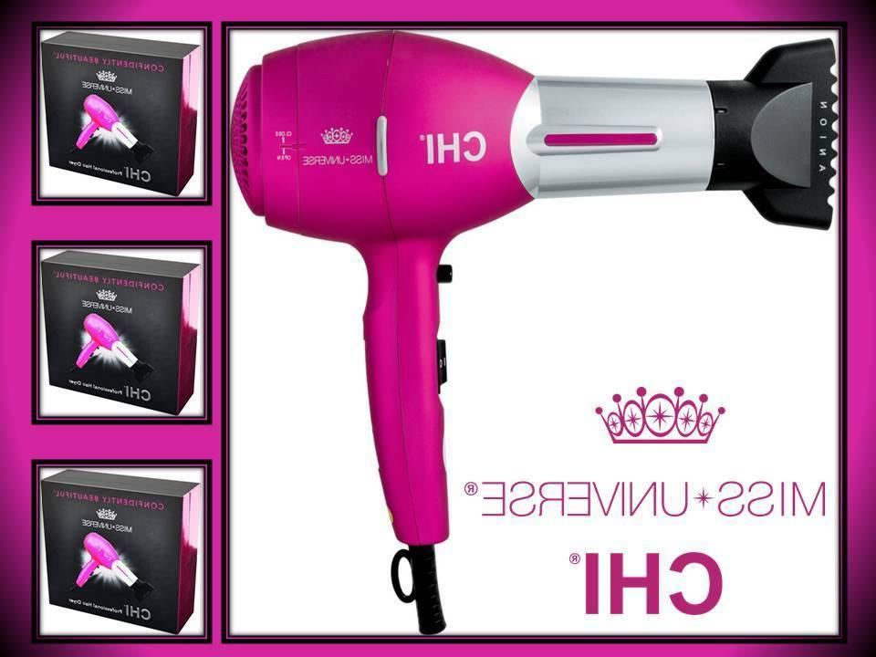 new limited edition pink miss universe professional