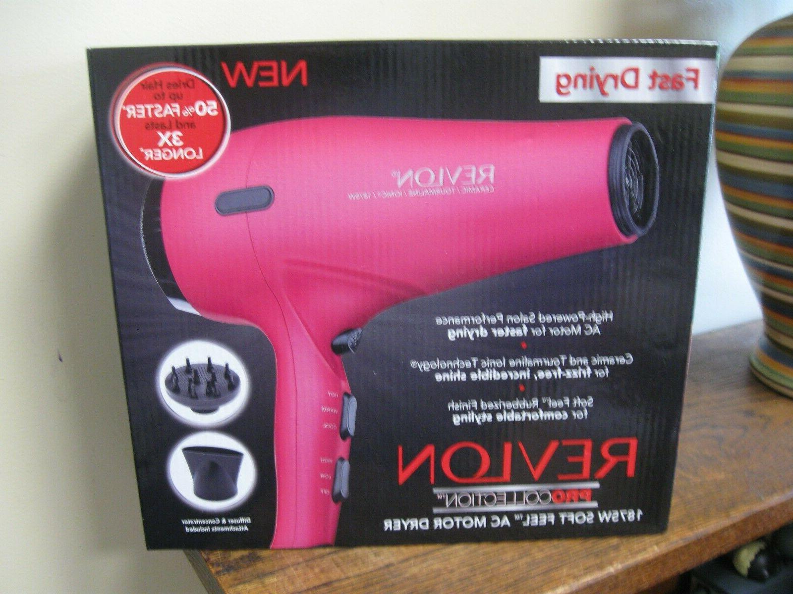 new salon pro collection fast drying 1875w