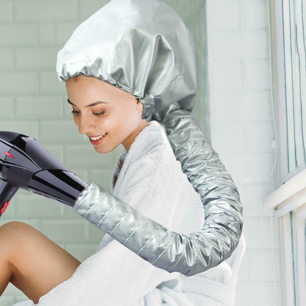 Portable Hair Drying Cap Blow Dryer Hairdressing