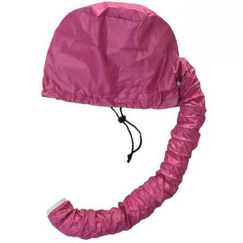 Portable Soft Hood Hat Attachment