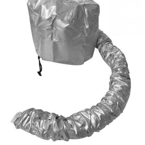 Portable Hair Hood Blow Attachment