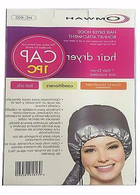 Portable Soft Cap Hat Blow Dryer Attachment OMWAH