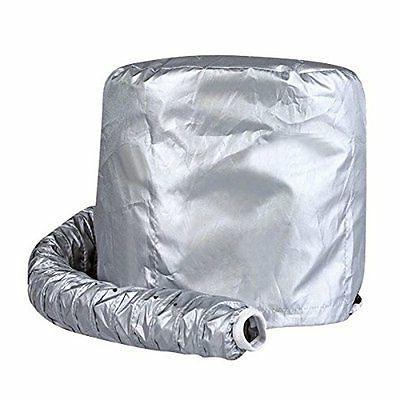 Portable Soft Hair Cap Bonnet Hat Blow Pouch