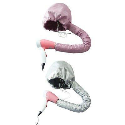 Portable Soft Salon Cap Dryer Bonnet Hood Attachment