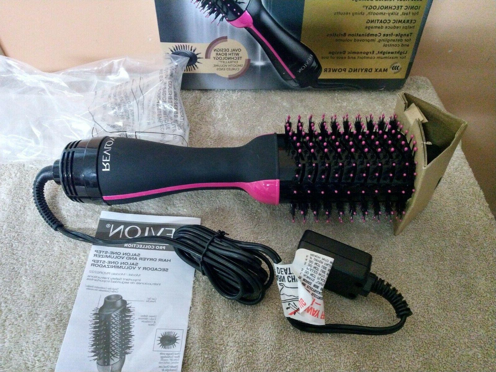 Revlon One-Step Hair Volumizer New