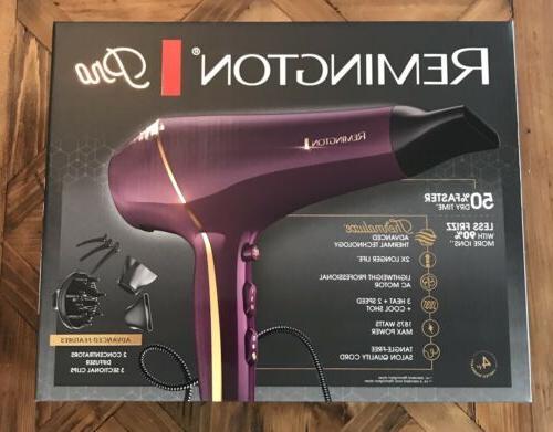 pro thermaluxe hair blow dryer 1875 watts