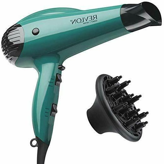 ionic hair dryer blower 1875w 3 heat