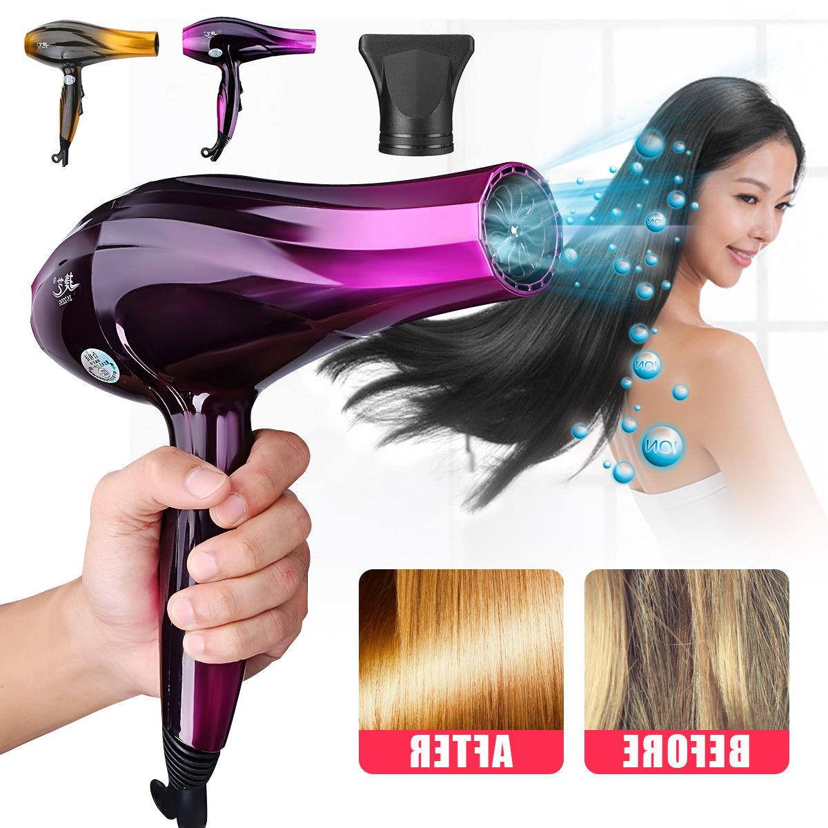 professional 2800w hair air blow dryer low