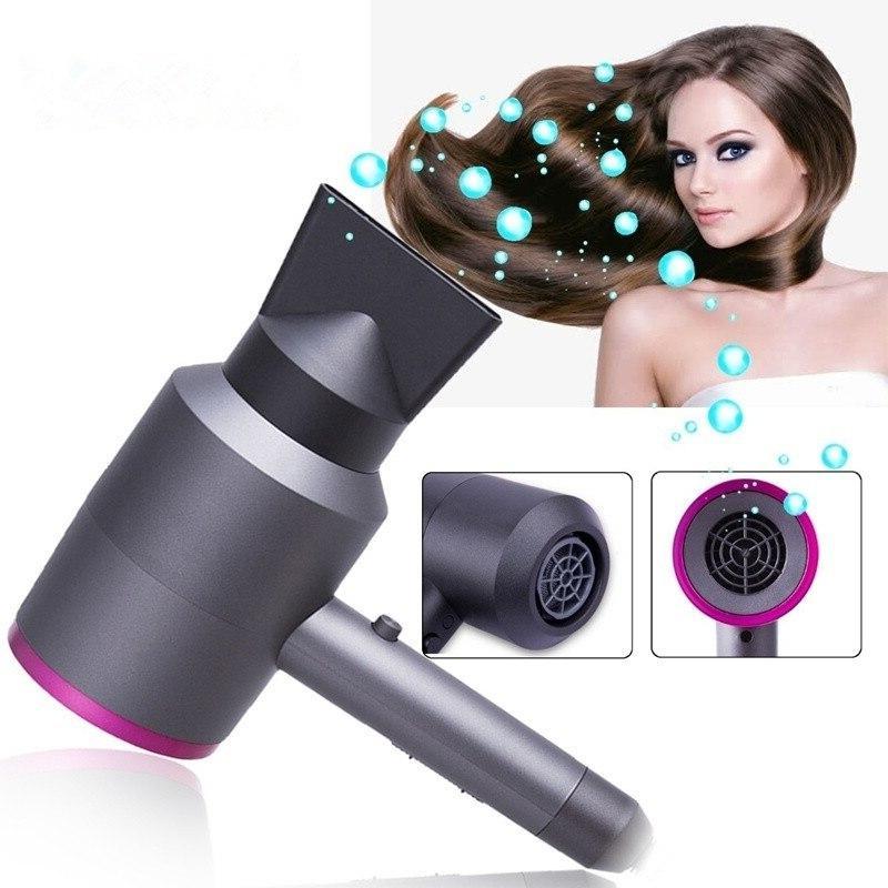 Professional <font><b>dryer</b></font> Hot 1 hot 110-240V Hairdryer Travel