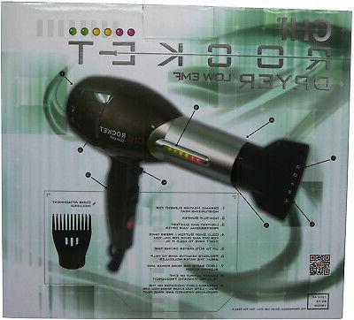 CHI Professional Hair Blow Heat Blower Quiet EMF