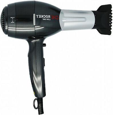 CHI Hair Blow Dryer 1800W Infrared Ionic Heat Quiet