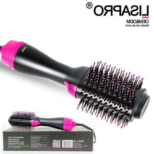 Professional Blow Air Wand Brush