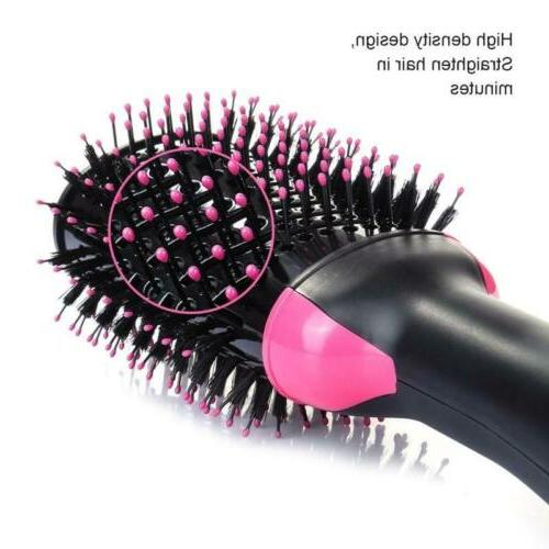 Professional Hair Blow Wand Brush