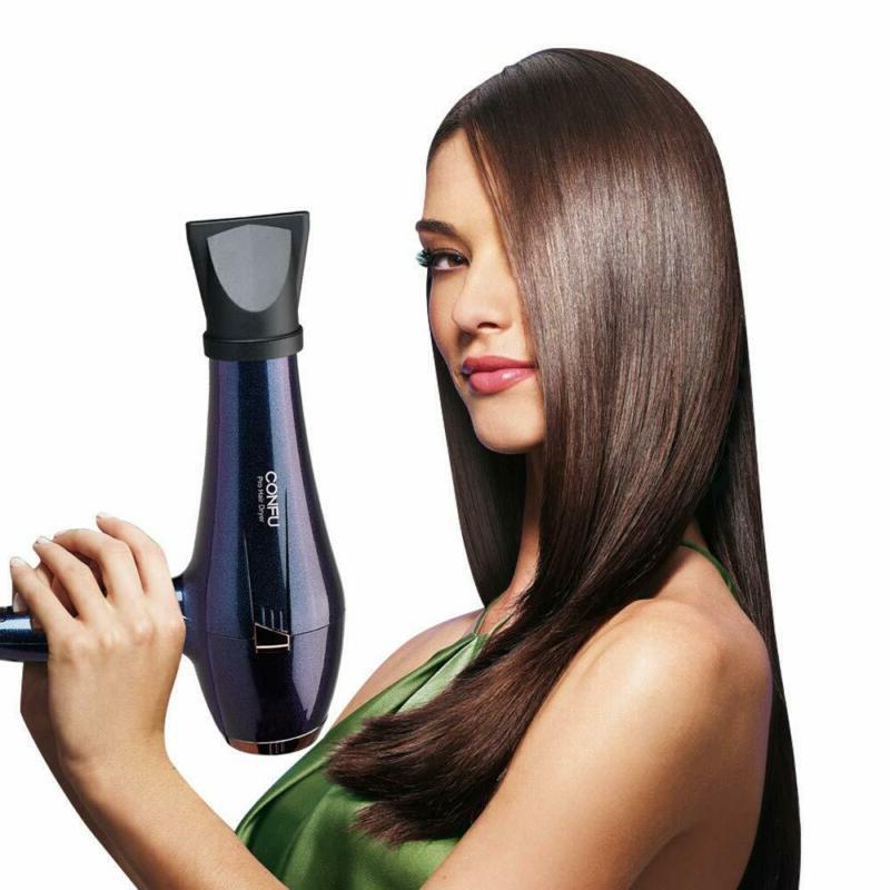 Confu Professional 1875W Ceramic Negative Ionic Hair