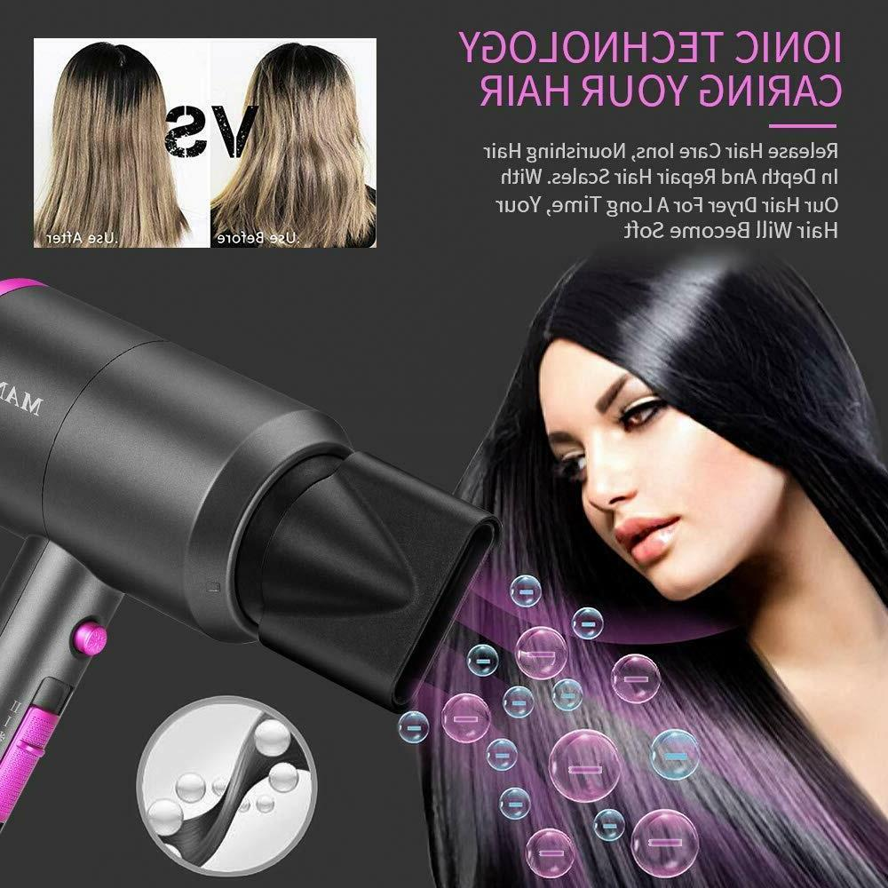 Professional Dryer with Ionic Hair Blow