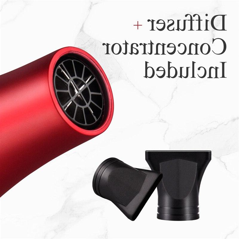 Professional <font><b>Dryer</b></font> Powerful <font><b>Blow</b></font> <font><b>Dryer</b></font> 2Speed Salon Hair Drying
