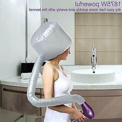 Professional Ionic Dryer Bonnet Hood Ion