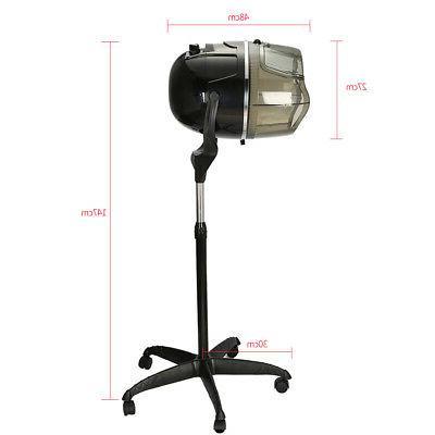 Standing Salon Hair Dryer Stand Timer