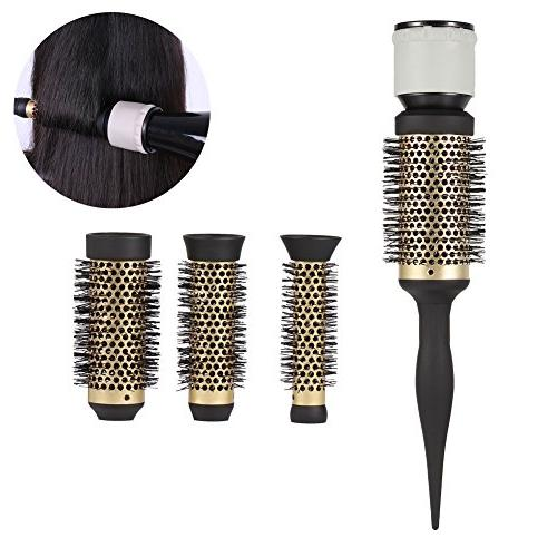 round curly hair comb diffuser