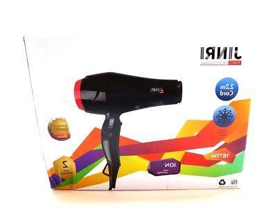 salon grade professional hair dryer 1875w ac