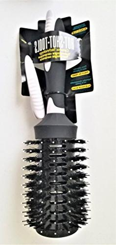 Hot Shot Tools Ceramic Technology Brush with Bonus Clip