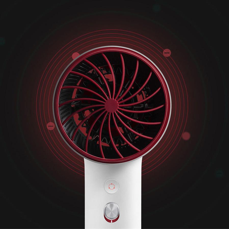 Xiaomi SOOCAS Plug Ion Hair <font><b>Dryer</b></font> <font><b>Blow</b></font> Aluminum Powerful
