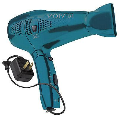 style and go ionic blow dryer folding