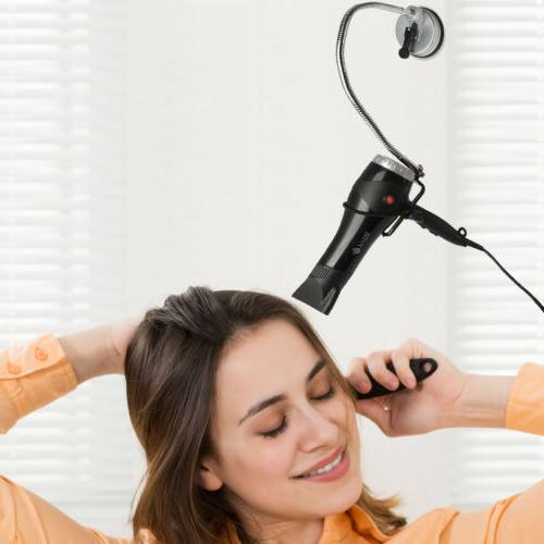 Suction Cup Hands Hair Dryer