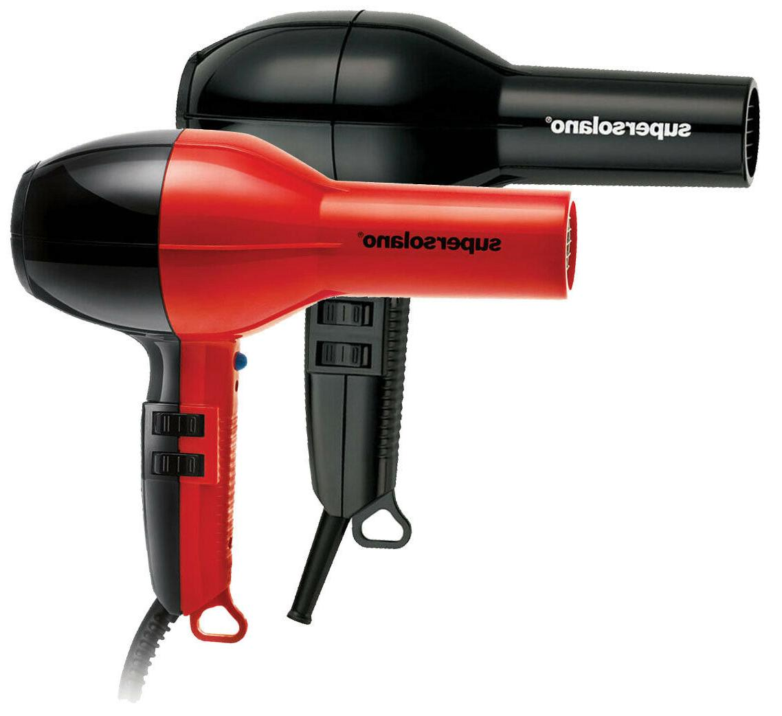 Supersolano 3500 Watt Tourmaline hair dryer