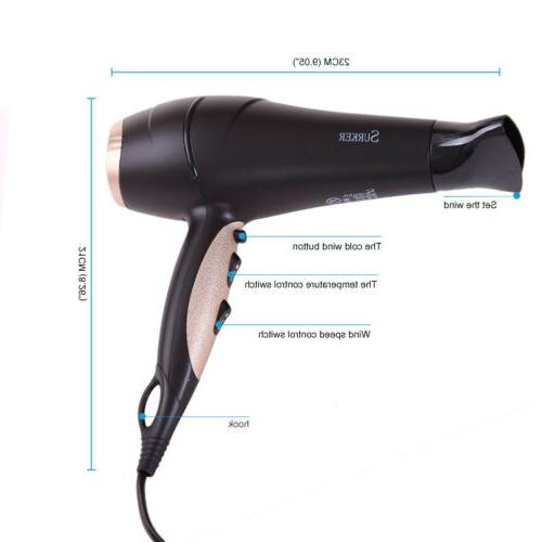 Surker Dryer 2200W Ionic