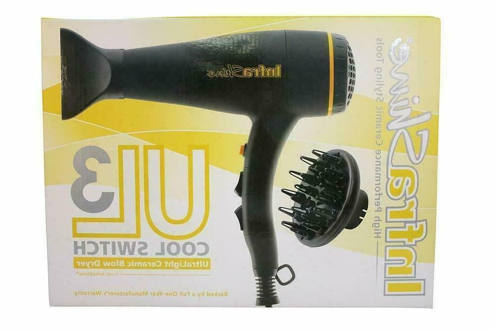 Infrashine Ultra Light Performance UL3 Blow - with Attachments