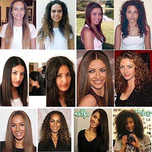 Keratin Hair Treatment 120ml Preparation All including Coarse Curly Black Repair Hair