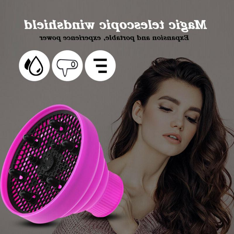 Universal Hair Dryer Blow Dryer Attachment Hairdressing