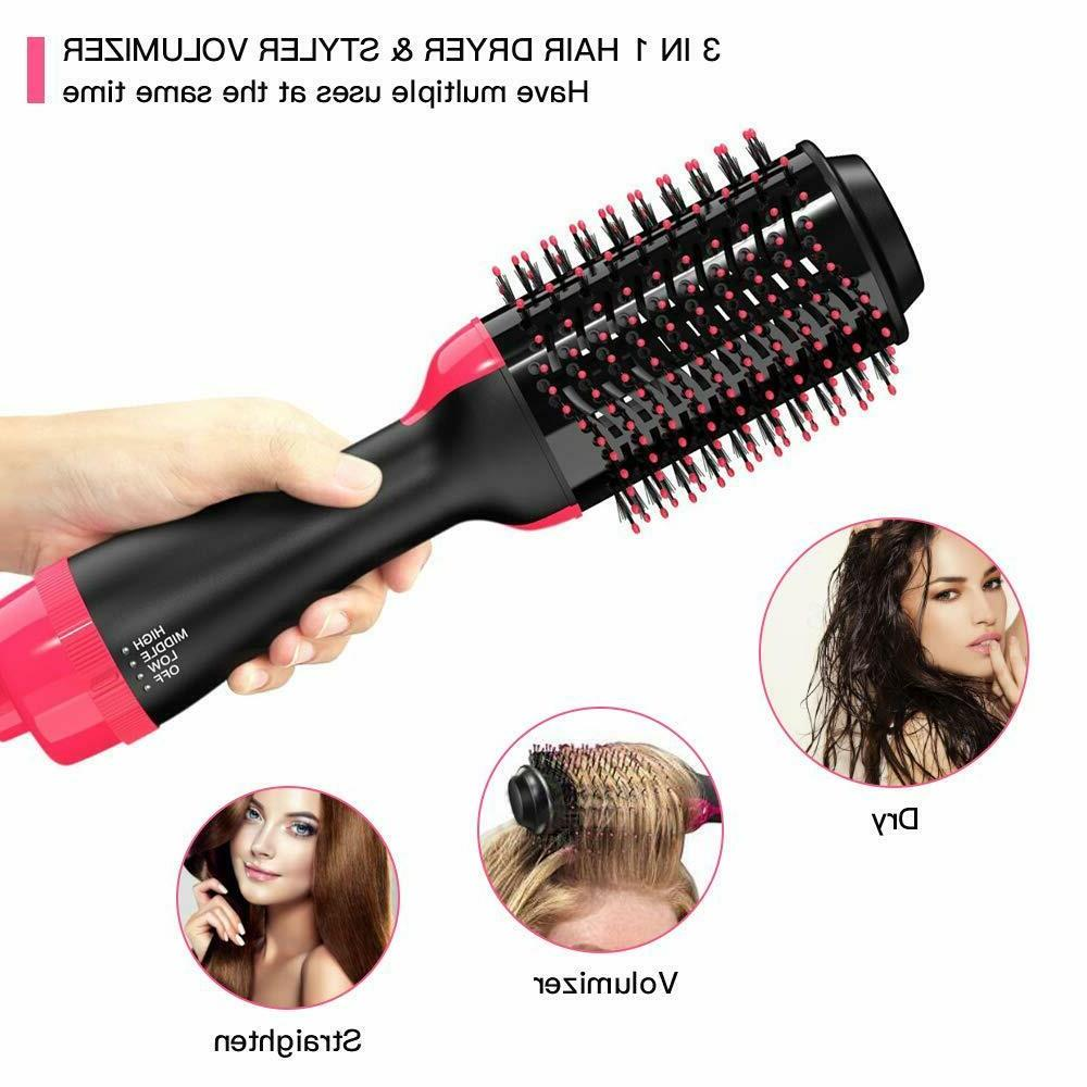 US One Step Hair Curler Styling