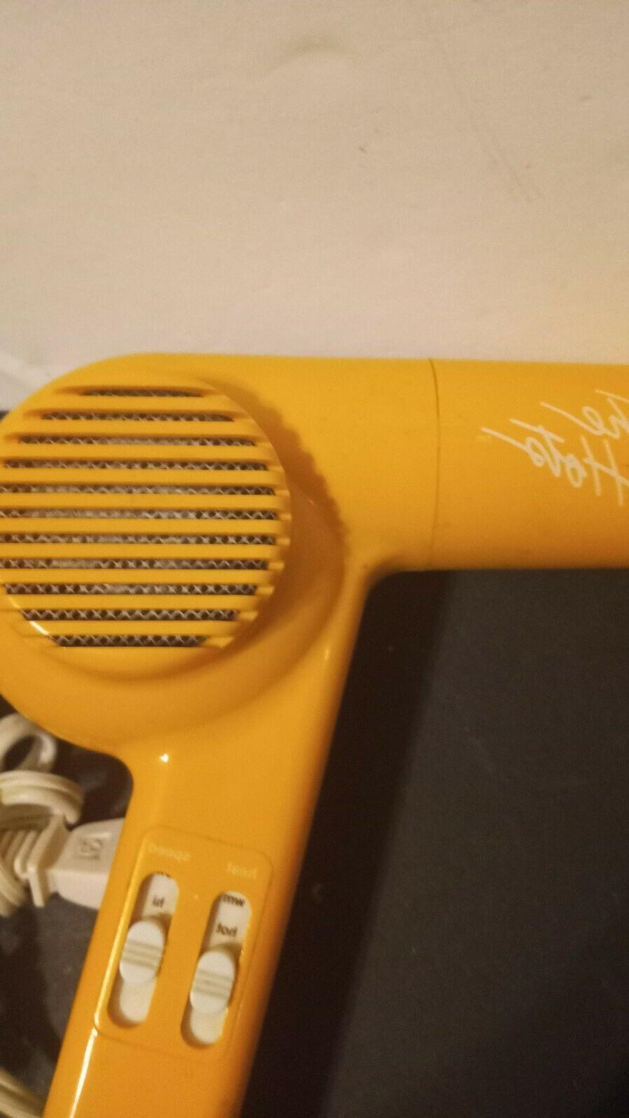 Vintage The Hots Dryer Hair 1500W Cool