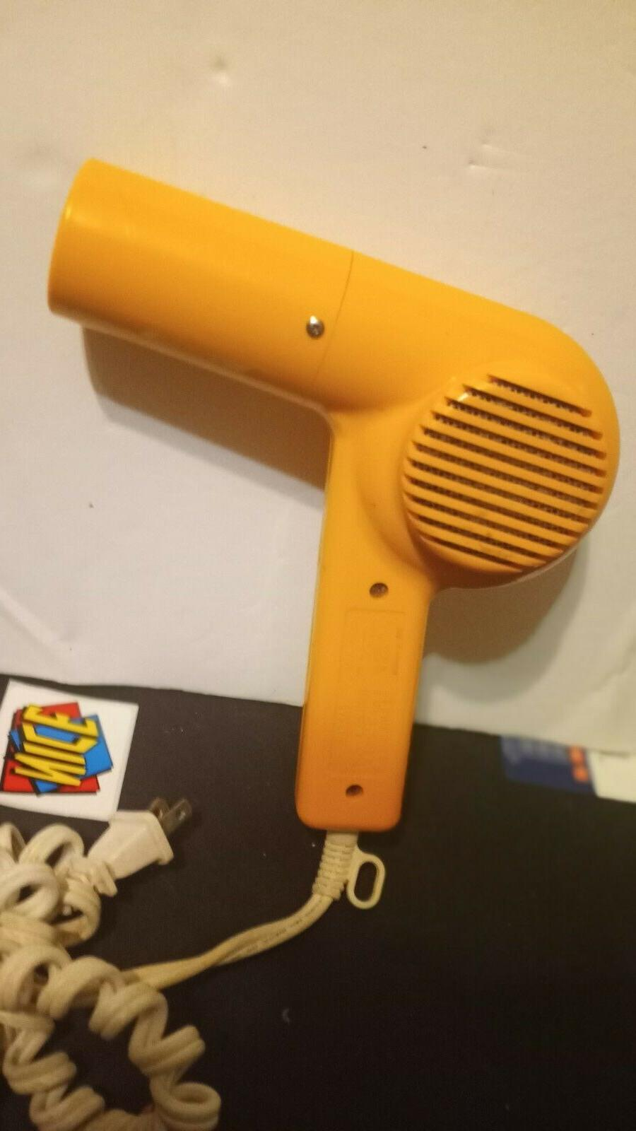 Vintage The Hots of Troy Dryer Orange 1500W 7""