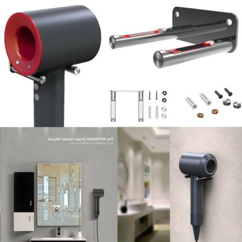 Wall Holder for Hair Dryer,Stainless Steel