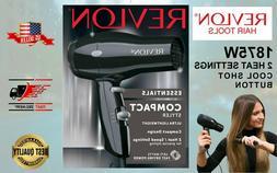 Revlon Lightweight Hair Blow Dryer Hair Styler 1875W Compact