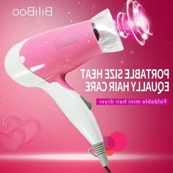 Low Power Hair Care Magic Wind Mini Electric Blow Dryer For