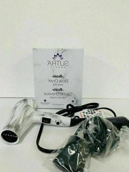 SUTRA beauty Marble Blow Dryer, travel-size, 1000 Watt, Two-