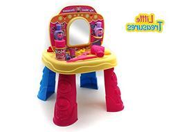 Mini Workshop/Dresser Play set – gear up your 3+ kids for