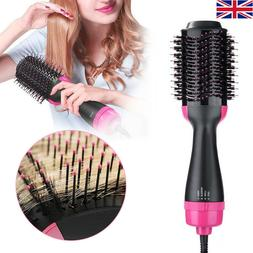 Multi-function Hair Blow Dryer Brush Comb Hot Air Drying Sty