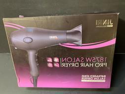 NEW Jinri 1875W Salon Pro Hair Dryer Infrared Ions Tourmalin