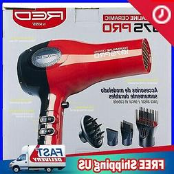 New Hair Blow Dryer With-Comb Attachment Professional No Fri