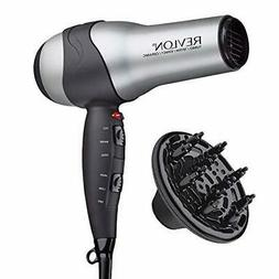New Ionic Hair Dryer Revlon Professional Turbo Blow 2 Speed