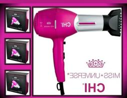 NEW!!! LIMITED EDITION CHI PINK MISS UNIVERSE PROFESSIONAL H